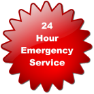 Call 1-800-520-6040 for 24 Hour Emergency Flood Service
