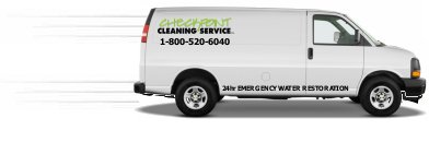 Checkpoint Cleaning Service Carpet Cleaning Van
