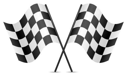 Checkpoint Cleaning Service Checkered Racing Flags